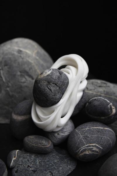 Elizabeth Turk Marble Baja Beach Stone 8