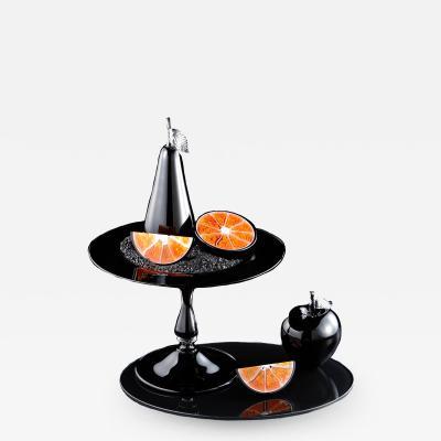 Elliot Walker Carbon Orange
