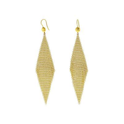 Elsa Peretti Elsa Peretti for Tiffany Co Mesh Earrings