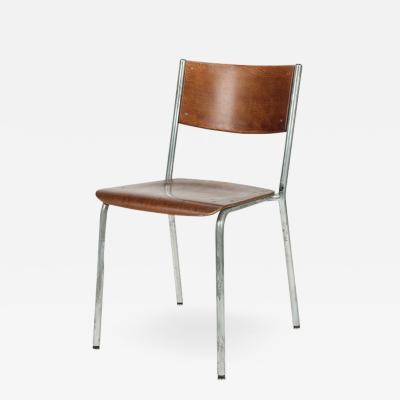 Embru Embru Classic chair laminated wood 60s