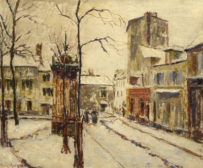 Emersy Sart Montmartre