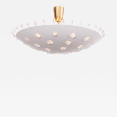 Emil Stejnar Emil Stejnar Bowl Flush Mount Ceiling Light Chandelier for Rupert Nikoll