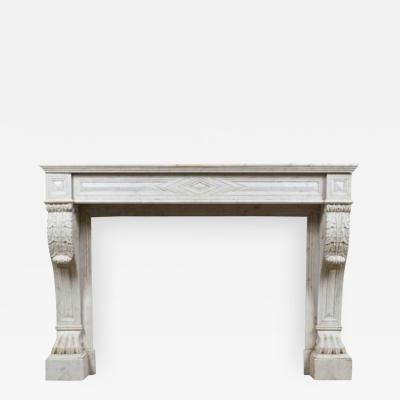 Empire Marble Mantle