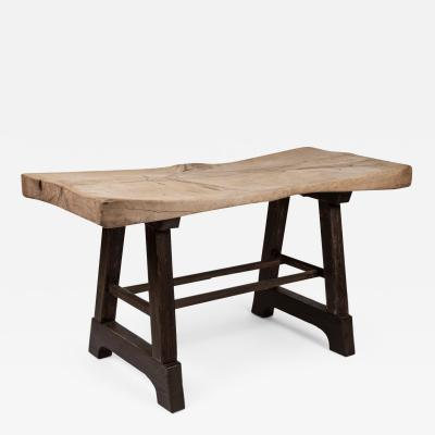 English Butcher Block Table