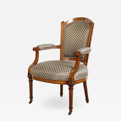 English Georgian Desk Chair