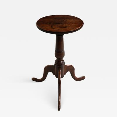 English Oak Wine Table