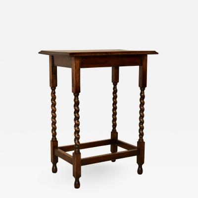 English Occasional Table c 1900