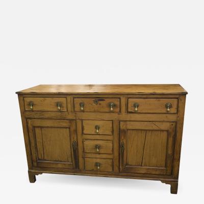 English Pine Dresser