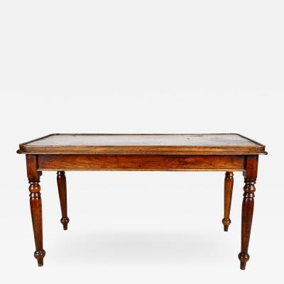 English Regency Side or Console Table