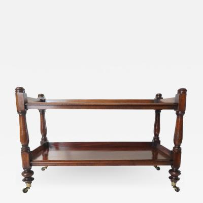 English Regency Trolley
