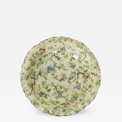 English Vintage Floral Bowl