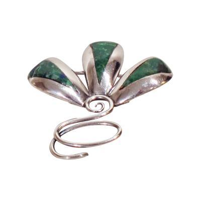 Enrique Ledesma Ledesma brooch pin