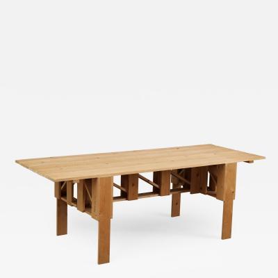 Enzo Mari Dining Table