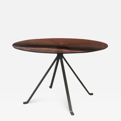 Enzo Mari Round table Cugino by Enzo Mari for Driade 1973