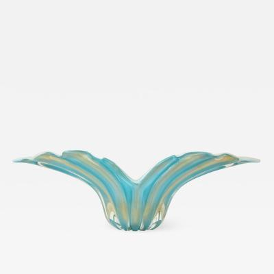 Ercole Barovier Barovier Turquoise Vessel