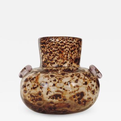 Ercole Barovier Ercole Barovier Autunno gemmato murano vase Italy 1935