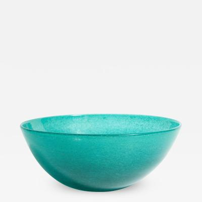 Ercole Barovier Large Scale Eugenio Bowl by Ercole Barovier