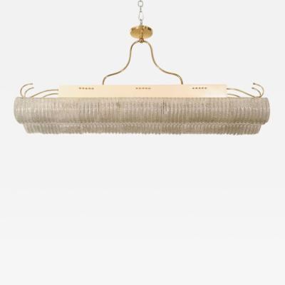 Ercole Barovier Rare Hanging Fixture by Barovier
