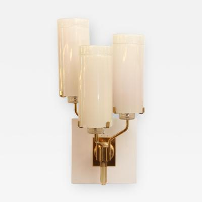 Ercole Barovier Sconces designed by Barovier Toso Italy 1948