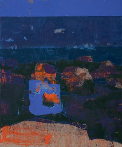 Eric Dever Montauk Low Tide