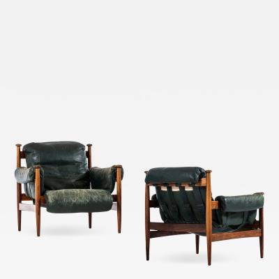 Eric Merthen Easy Chairs Model Amiral Produced by Ire M bler