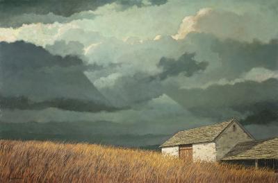 Eric Sloane Approaching Storm
