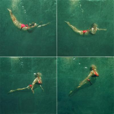 Eric Zener Rising Up Quad