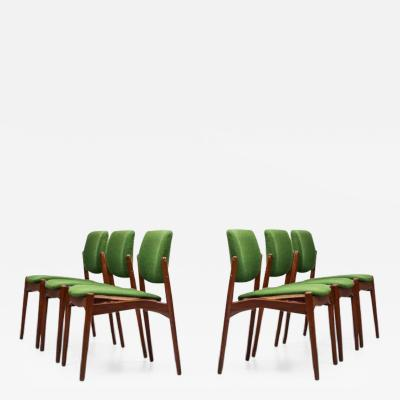 Erik Buch Erik Buch Captain Dining Chairs