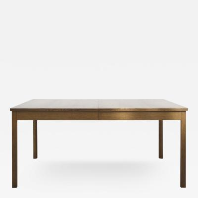 Erik W rsts Dining Table in Oak