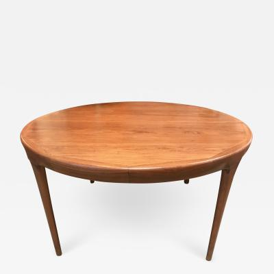 Erik W rts Rare Erik Worts Danish Modern Table 1960s