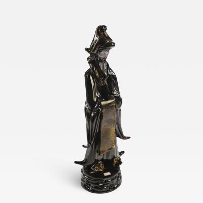 Ermanno Nason Chinese Figurine