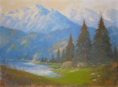 Ernest Henry Pohl Ernest Henry Pohl Painting