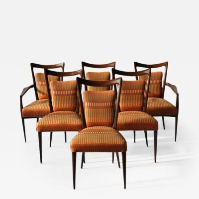 Erno Fabry Set of Six Erno Fabry Dining Chair