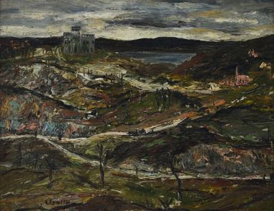 Ernst Lawson Landscape