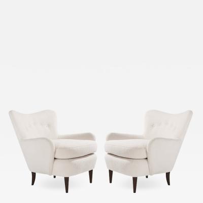 Ernst Schwadron Set of Lounge Chairs by Ernst Schwadron circa 1950s