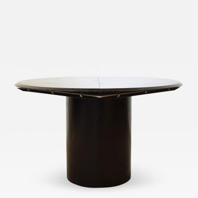 Erwin Nagel Round Dining Table Quadrondo by Erwin Nagel for Rosenthal