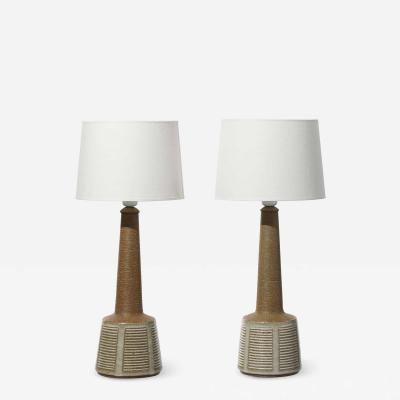 Esben Klint table lamps pair