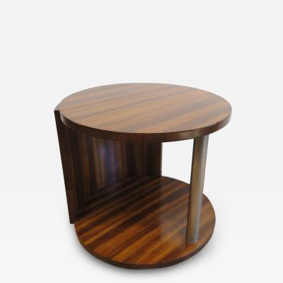 Etienne Kohlmann Art Deco Table Etienne Kohlmann