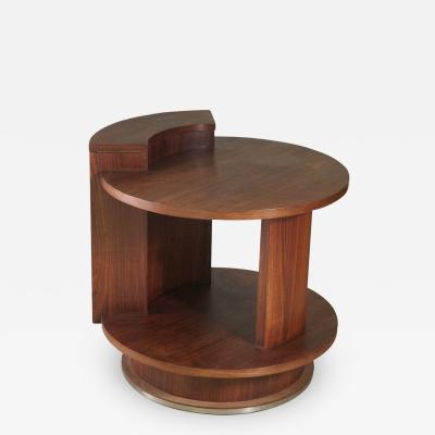 Etienne Kohlmann Etienne Kohlmann Modernist Side Table
