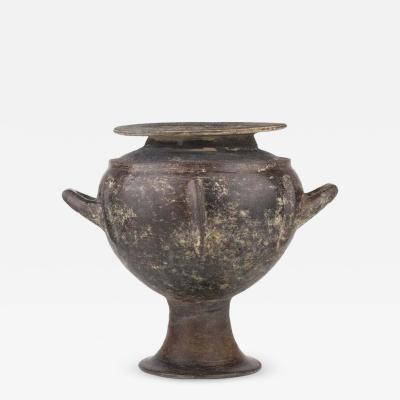 Etruscan Impasto Vessel Mid 7th Century BC