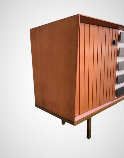 Ettore Sottsass Amazing Cabinet Sideboard
