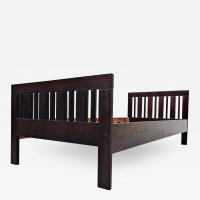 Ettore Sottsass Califfo Bed By Ettore Sottsass For Poltronova 1960s
