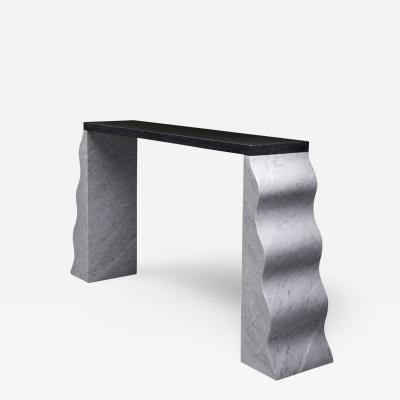 Ettore Sottsass Console table Montenegro by Ettore Sottsass for Ultima Edizione 1980s
