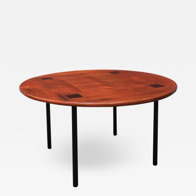 Ettore Sottsass Dining table by Ettore Sottsass for Poltronova 1956