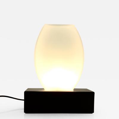 Ettore Sottsass Ettore Sottsass Dorane Italian Table Lamp by Stilnovo