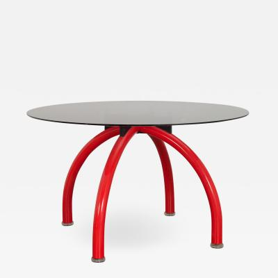 Ettore Sottsass Ettore Sottsass Red Spyder Dining Table