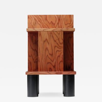Ettore Sottsass Ettore Sottsass Side Table Memphis Style 1980s