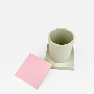 Ettore Sottsass Ettore Sottsass Tilia Compote Sugared Pink Light Gray