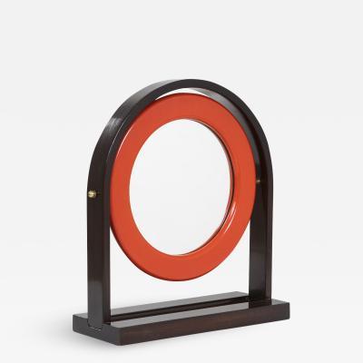Ettore Sottsass Ettore Sottsass Tilting Mirror Sandretta Model SP63 Poltronova