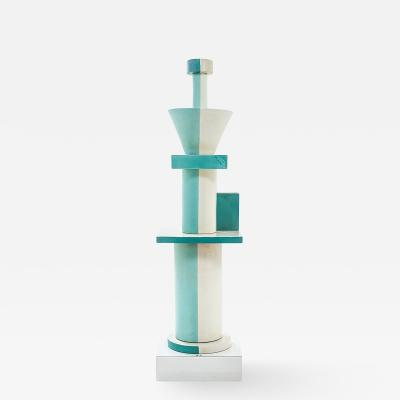 Ettore Sottsass Ettore Sottsass Totem Clair de Lune Edition Mirabili Italy 1992